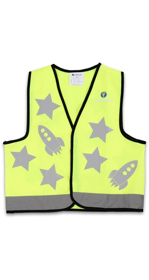 Little Life Reflective Safety Vest Rocket